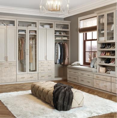 Bedroom - California Closets