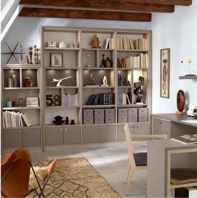 Work Space - California Closets