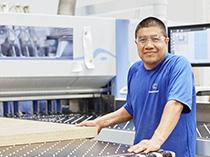 California Closets Manufacturing Room