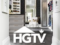 California Closets HGTV Press Image