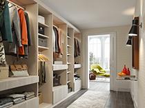 California Closets Spotlight Wardrobe