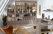 California Closets Home Office Solution