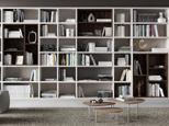 California Closets Library Storage